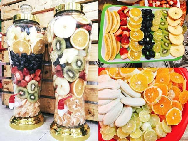 Cách ngâm rượu hoa quả giúp thanh lọc cơ thể